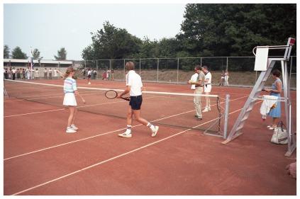 tennis De Braken Opening 14-08-1981 Soerendonk (23)